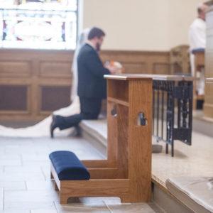 Wedding Kneeler