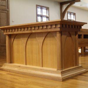 Holy Cross Altar